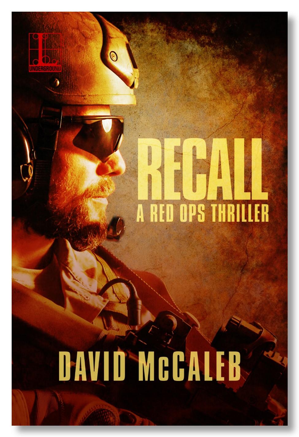 Cover RECALL the novel