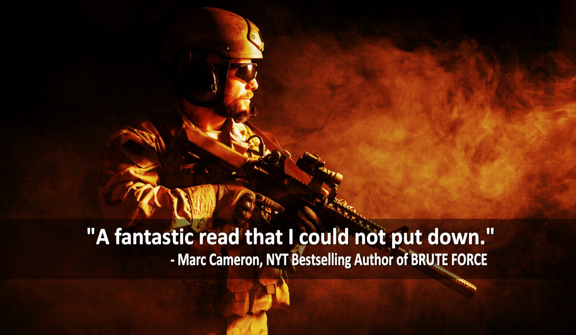 RECALL Marc Cameron quote